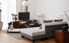No.153 一人暮らし・1LDK(LD10畳+6畳) ~趣を感じる和モダンインテリア・家具で安らげる暮らし~:画像10