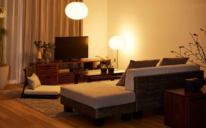 No.153 一人暮らし・1LDK(LD10畳+6畳) ~趣を感じる和モダンインテリア・家具で安らげる暮らし~:画像11