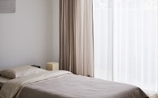 No.153 一人暮らし・1LDK(LD10畳+6畳) ~趣を感じる和モダンインテリア・家具で安らげる暮らし~