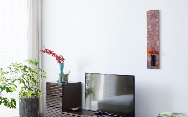 No.157 一人暮らし・1LDK(LD14畳+8畳) ~ハワイアンな虹色をイメージした鮮やかなインテリアコーディネート~:画像8