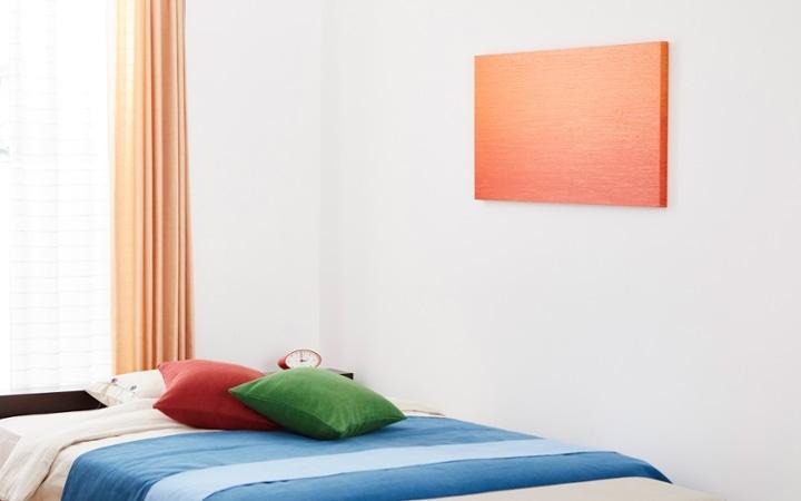 No.157 一人暮らし・1LDK(LD14畳+8畳) ~ハワイアンな虹色をイメージした鮮やかなインテリアコーディネート~:画像16