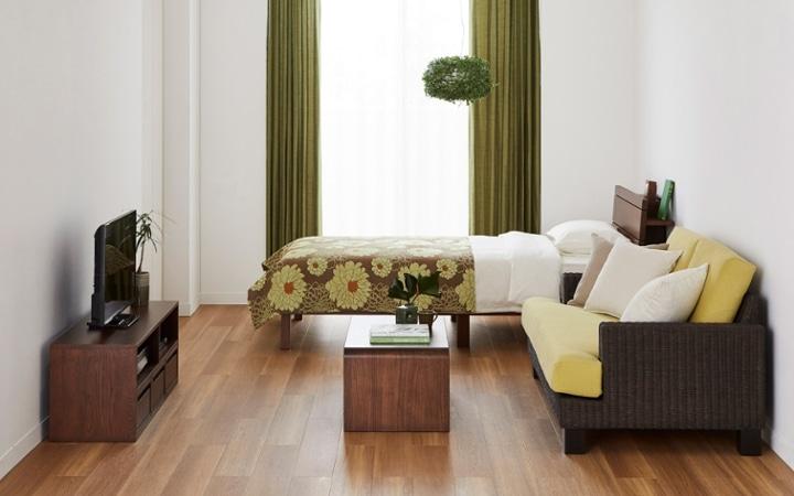 No.165 森のような癒しを感じる部屋の作り方 【ラタン素材+グリーン】:画像3