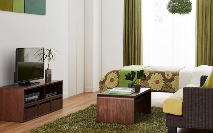 No.165 森のような癒しを感じる部屋の作り方 【ラタン素材+グリーン】:画像6