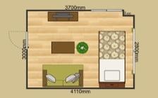 No.165 森のような癒しを感じる部屋の作り方 【ラタン素材+グリーン】:画像8