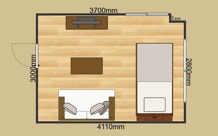 No.165 森のような癒しを感じる部屋の作り方 【ラタン素材+グリーン】:画像7