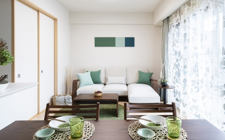 No.172 家族で寛ぎやすい家具・インテリアが充実したリビングダイニング:画像14