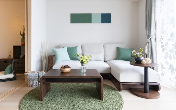 No.172 家族で寛ぎやすい家具・インテリアが充実したリビングダイニング:画像6