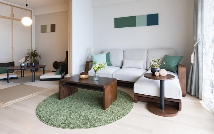 No.172 家族で寛ぎやすい家具・インテリアが充実したリビングダイニング:画像3