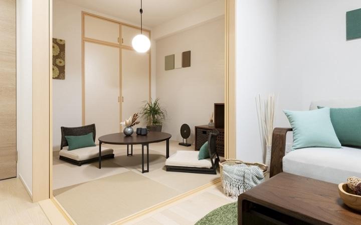 No.172 家族で寛ぎやすい家具・インテリアが充実したリビングダイニング:画像4