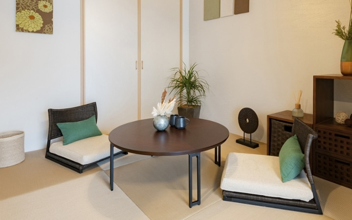 No.172 家族で寛ぎやすい家具・インテリアが充実したリビングダイニング:画像5