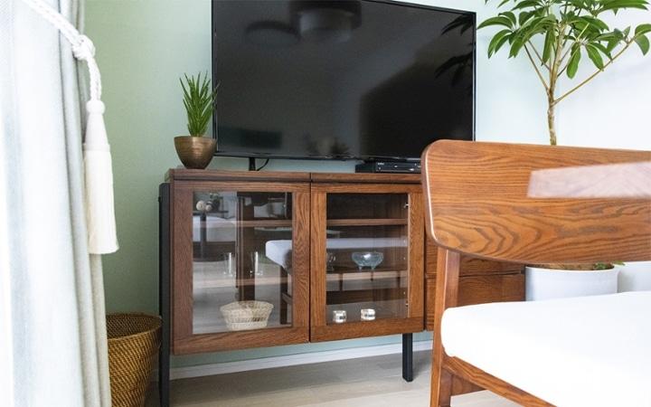 No.172 家族で寛ぎやすい家具・インテリアが充実したリビングダイニング:画像9