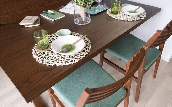 No.172 家族で寛ぎやすい家具・インテリアが充実したリビングダイニング:画像8