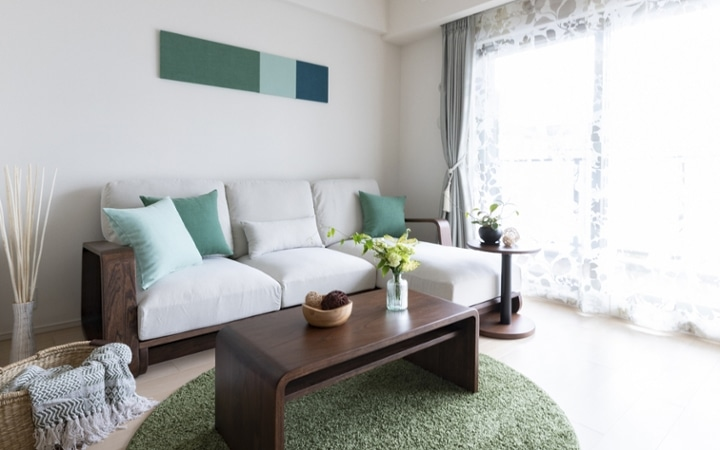 No.172 家族で寛ぎやすい家具・インテリアが充実したリビングダイニング:画像16
