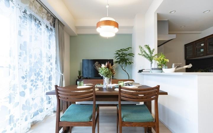 No.172 家族で寛ぎやすい家具・インテリアが充実したリビングダイニング:画像13