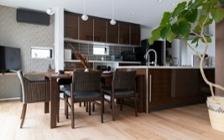 No.175 非日常感溢れるアジアンリゾートの家づくりとインテリアコーディネート