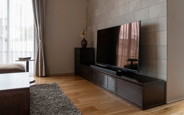 No.176 ダークブラウンの家具・インテリアで温もりと洗練感のある家づくり:画像5