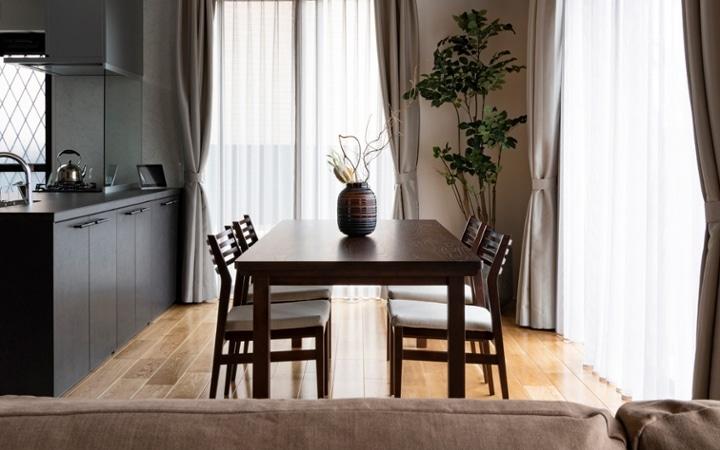 No.176 ダークブラウンの家具・インテリアで温もりと洗練感のある家づくり:画像6