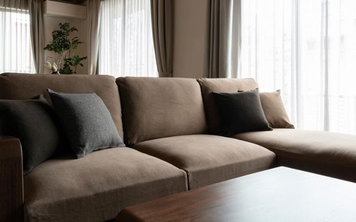 No.176 ダークブラウンの家具・インテリアで温もりと洗練感のある家づくり:画像3