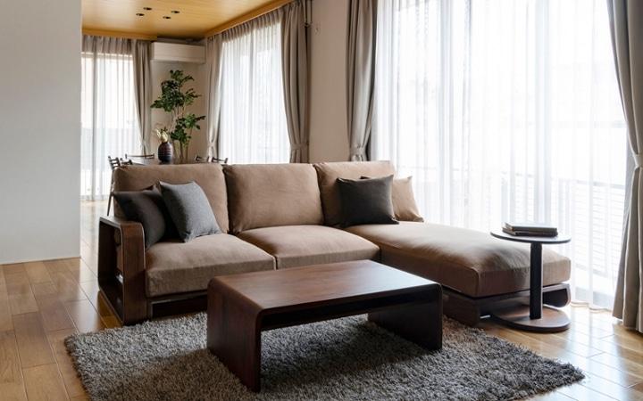 No.176 ダークブラウンの家具・インテリアで温もりと洗練感のある家づくり:画像1