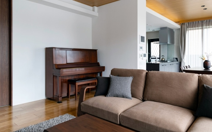 No.176 ダークブラウンの家具・インテリアで温もりと洗練感のある家づくり:画像10