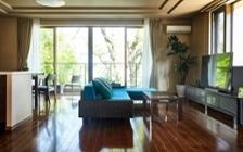 No.178 軽井沢の緑豊かな自然を感じる別荘のインテリアコーディネート:画像25