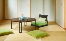 No.178 軽井沢の緑豊かな自然を感じる別荘のインテリアコーディネート
