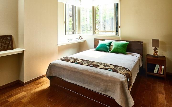 No.178 軽井沢の緑豊かな自然を感じる別荘のインテリアコーディネート:画像20