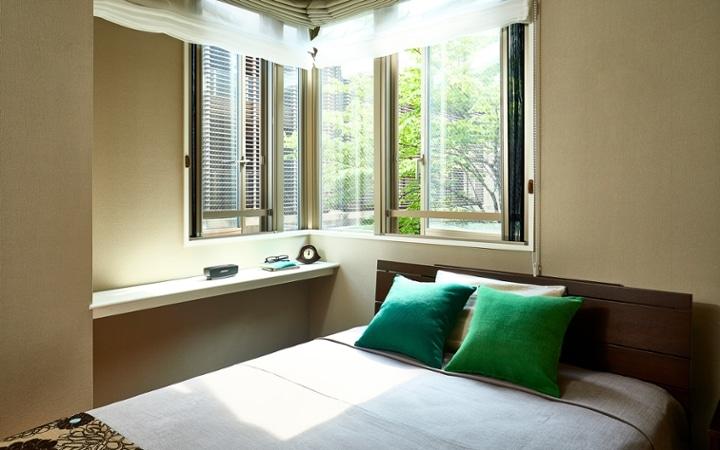 No.178 軽井沢の緑豊かな自然を感じる別荘のインテリアコーディネート:画像21