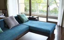 No.178 軽井沢の緑豊かな自然を感じる別荘のインテリアコーディネート:画像13