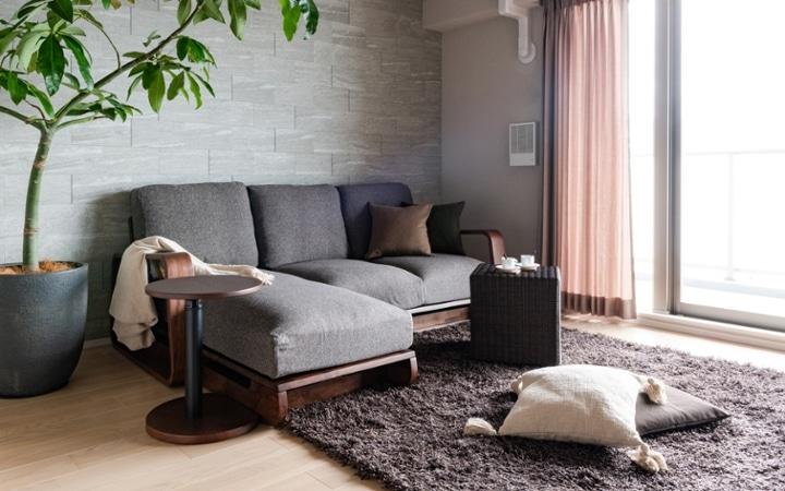 No.188 洗練された高級感が漂う、大人の贅沢を味わえるモデルルーム空間:画像1