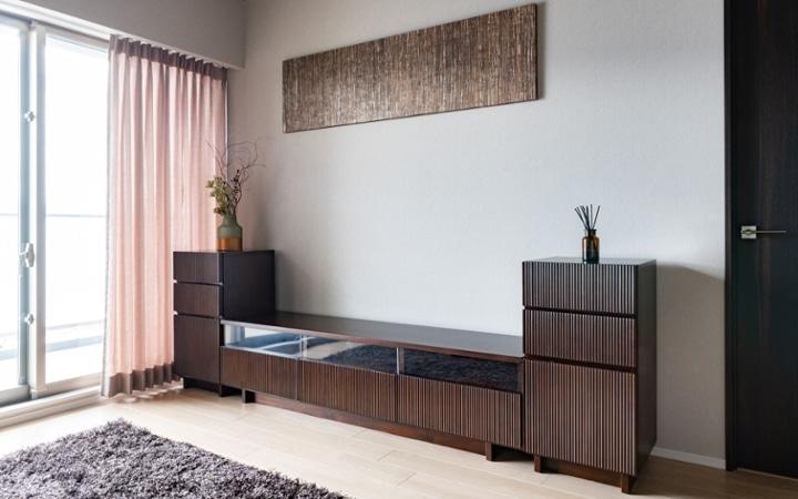 No.188 洗練された高級感が漂う、大人の贅沢を味わえるモデルルーム空間:画像4