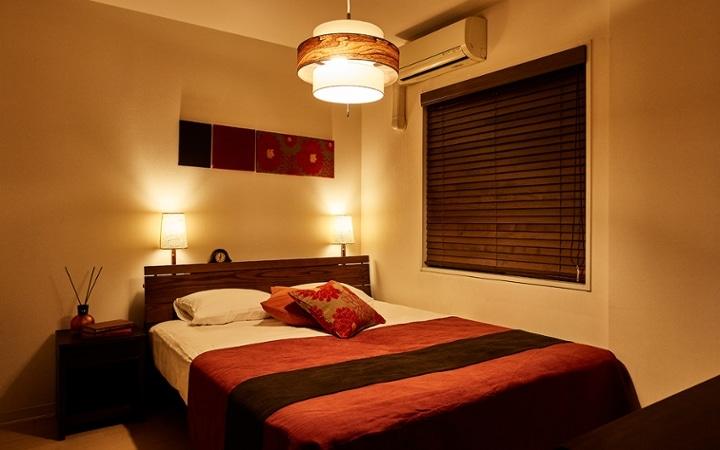 No.190 思い出のワンシーンを表現したリゾートホテル風インテリアコーディネート:画像17