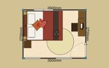 No.190 思い出のワンシーンを表現したリゾートホテル風インテリアコーディネート:画像18