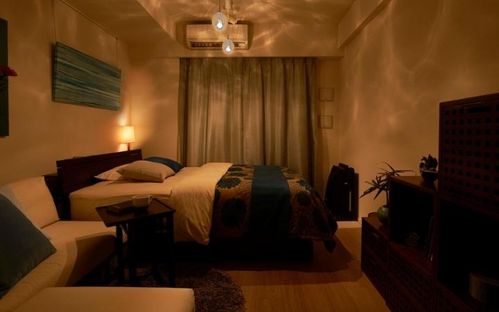 No.198 高級感溢れるホテルライクなワンルームのインテリアコーディネート:画像14