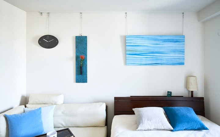 No.198 高級感溢れるホテルライクなワンルームのインテリアコーディネート:画像6