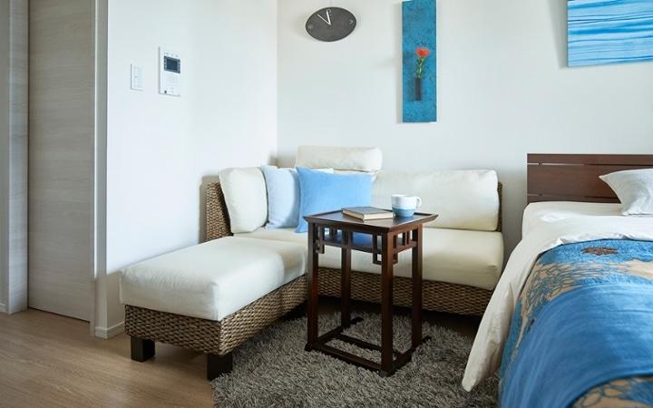 No.198 高級感溢れるホテルライクなワンルームのインテリアコーディネート:画像3