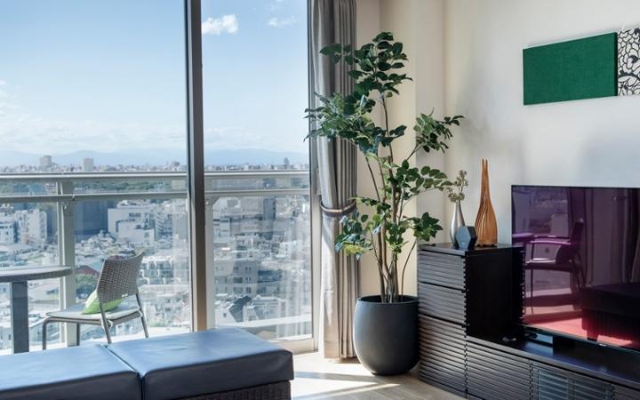 No.199 2回目の引っ越しを模様替えで充実させた都会的なインテリア空間:画像9