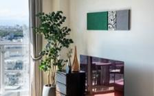 No.199 2回目の引っ越しを模様替えで充実させた都会的なインテリア空間