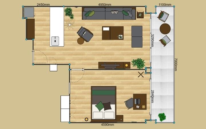 No.199 2回目の引っ越しを模様替えで充実させた都会的なインテリア空間:画像35