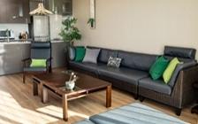 No.199 2回目の引っ越しを模様替えで充実させた都会的なインテリア空間:画像16