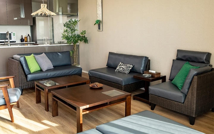 No.199 2回目の引っ越しを模様替えで充実させた都会的なインテリア空間:画像17