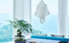 No.204 【リビングダイニング編】 沖縄のような透きとおる碧い海をイメージしたインテリアコーディネート:画像12