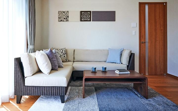 No.206 各部屋をそれぞれ違うスタイルでコーディネートした魅力溢れる戸建てインテリア:画像5