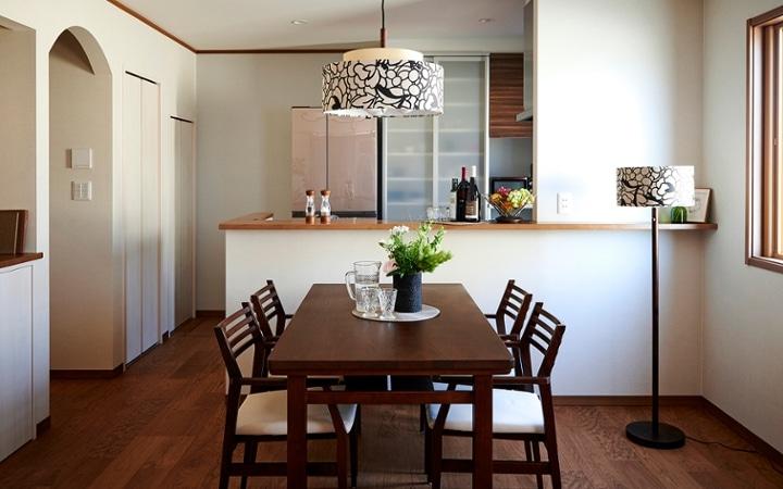 No.206 各部屋をそれぞれ違うスタイルでコーディネートした魅力溢れる戸建てインテリア:画像9