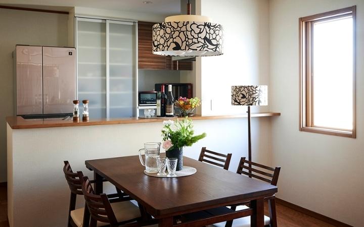 No.206 各部屋をそれぞれ違うスタイルでコーディネートした魅力溢れる戸建てインテリア:画像10