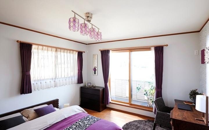 No.206 各部屋をそれぞれ違うスタイルでコーディネートした魅力溢れる戸建てインテリア:画像21