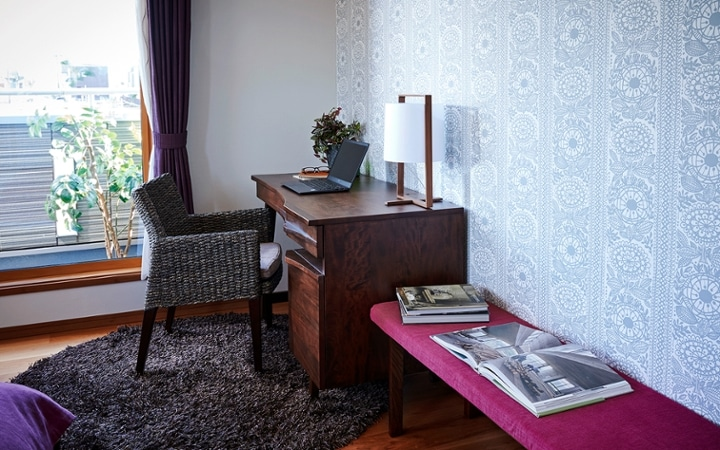 No.206 各部屋をそれぞれ違うスタイルでコーディネートした魅力溢れる戸建てインテリア:画像22