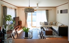 No.206 各部屋をそれぞれ違うスタイルでコーディネートした魅力溢れる戸建てインテリア:画像1