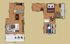 No.206 各部屋をそれぞれ違うスタイルでコーディネートした魅力溢れる戸建てインテリア:画像38