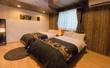 No.207 部屋ごとのテーマカラーが魅力的な宮古島のリゾートホテル実例